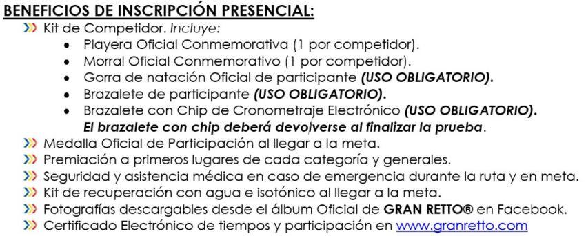 TRAVESÍA DE AGUAS ABIERTAS GRAN RETTO HUATULCO 2021 Entrega de paquetes